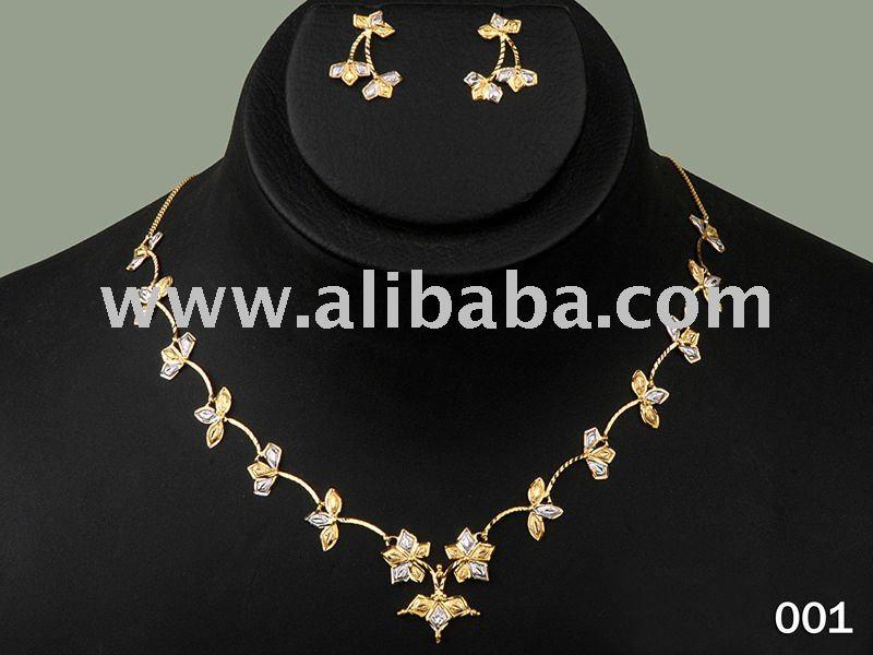 Light Weight Gold Jewellery Sets