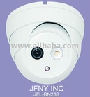"Security Dome Camera / 1/3"" Sony CCD / 480TVL / Model:JFL-BN233"