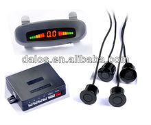 OEM Parking sensor/LED parking sensor system car reverse backup radar/color sensors parking lot system