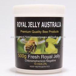 Australian Fresh Royal Jelly Natural Honey