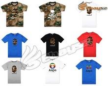 Twill new tropical print shirts