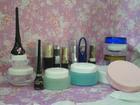 Plastic Cosmetics Containers
