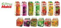 100% Fruit & Vegetable Juice Malee Brand