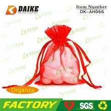 Fashion Eco Organza Tropical Gift Bags DK-AH066