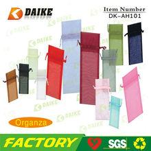 Custom Popular Organza Drawstring Bag For Gift DK-AH101