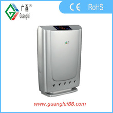 wall mount ozone air and water disinfector