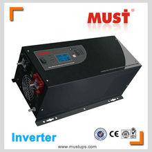 MUST Power 1kw-6kw car battery power inverter