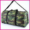 Camouflage DUFFLE Bag Overnight TOTE Sports Carryon Luggage GYM Cheer Travel