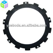 black color friction plate 540-170-1352 for Belaz truck friction disc clutch plate brake plate