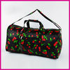 Cherry DUFFLE Bag Overnight TOTE Dance Carry On Luggage Gym Cheer Duffel HOT