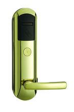 2013 easy management hotel system computer controlled door lock biometric lock mechanism