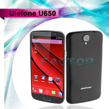6.5inch IPS 1290*1080pixels large screen mobile phone android4.2 Ulefone U650