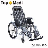 ALUMINUM RECLINING WHEELCHAIR FS654LGC/wheel chair for disabled