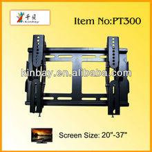 Adjustable angle 30 bracket wall lcd tv