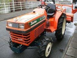 KUBOTA L!-225DT Mini Tractor