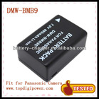 For Panasonic camera dry charged battery DMW-BMB9E