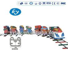 Hot Sale! Outdoor children electric train for amsuement park (ky081-3)