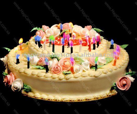 Delightful Birthday Cakes
