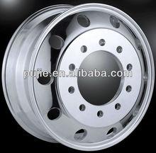 Forged 19.5*7.5 custom semi truck wheels