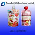 Stand up mophie juice pack/bébé sac d'emballage de jus/sachet de jus