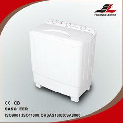 Semi-auto twin tub washing machine with CE CB