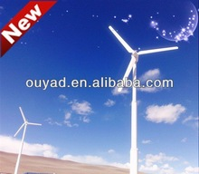 New designed pitch controlled 10kw/240v wind generator with CE & ISO