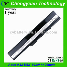 for asus battery pack a32-k52