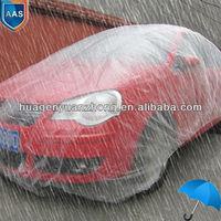 Disposable Plastic Car Body Car Cover