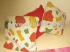 Multicolor cushions