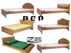 BED ROOM Furniture made of TEAK / BOARD from Bangladesh (Plain/Crafted)