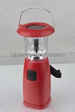 Led Solar and Dynamo Lantern