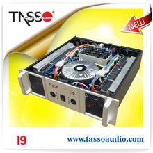 2013 NEW I9 3U Professional High Power CROWN Amplifier TASSO I12