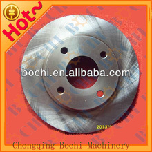 Best saling auto spare parts customized high carbon racing brake disc