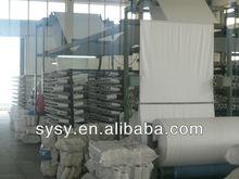 PP white flat fabric for big bag /jumbo bag