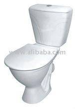 Toilet P-trap