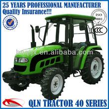 Henan Diesel engine 45hp 4 wheel drive farming use traktor