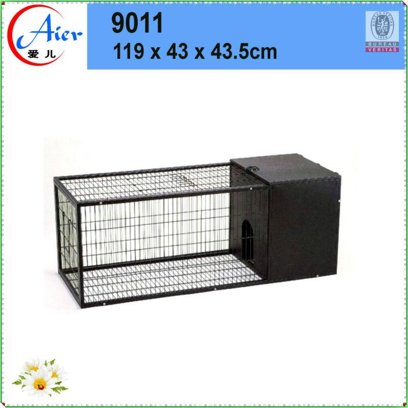 Rabbit Cage Designs Build