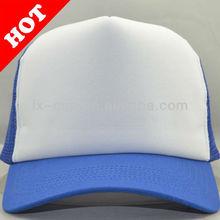 custom plain orange 5 panel fitted trucker baseball cap ccap-0288