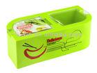 Plastic Seasoning box/sauce boat/gravy boat/