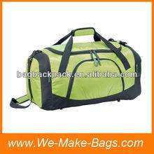 Latest waterproof tarpaulin travel bag