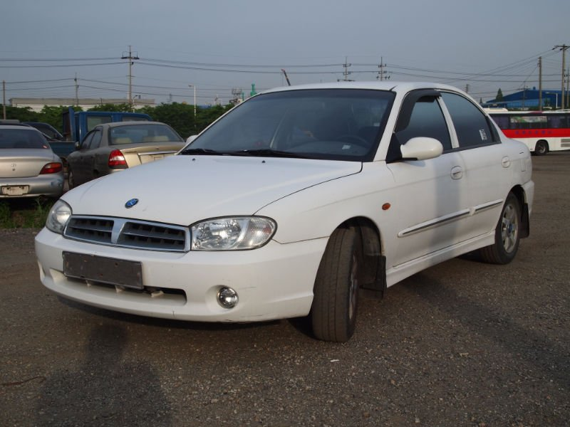 Kia Spectra 2000 (korean Used Car / Vehicle) Photo, Detailed about ...