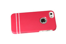 USAMS Pink Sport Series Phone For iphone5 Case