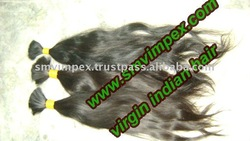 27 to 30 bulk human hair