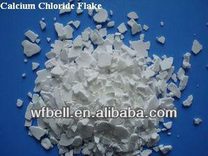 calcium chloride 74% flake hardness increaser