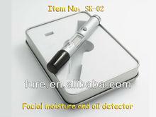 Fure Muliti-function Skin Analyzer/Moisture Checker/hair and skin analyzer