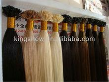 100 kératine pointe remy extension cheveux