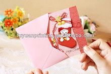 2013 Santa's stocking Greeting Card,wedding card,christmas card