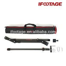 iFootage camera jib crane with folded length 10.72m,lightweight