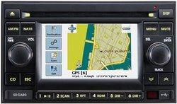 4. 3 Car Navigation And Audio System