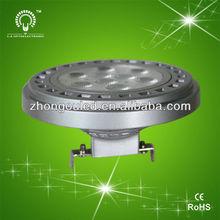 DC 12/24V high power 9w g53 lamp holder ar111 spotlights led
